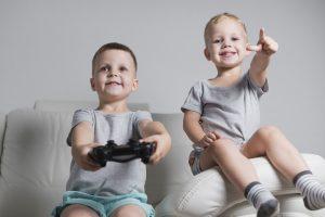psicología infantil , niños , videojuegos , juegos , dinámico