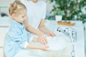 La responsabilidad , niños , deberes , tareas , casa